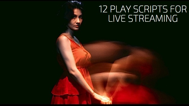 12 Two Person Play Scripts for Live Streaming