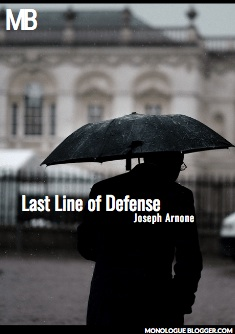 Last Line of Defense by Joseph Arnone