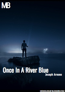 Once In A River Blue by Joseph Arnone