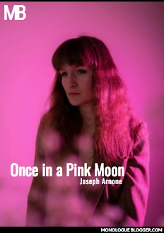 Once In A Pink Moon by Joseph Arnone