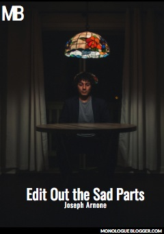 Edit Out the Sad Parts by Joseph Arnone