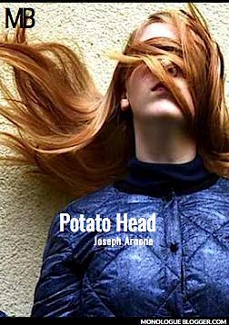Potato Head by Joseph Arnone