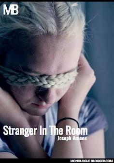 Stranger In The Room by Joseph Arnone