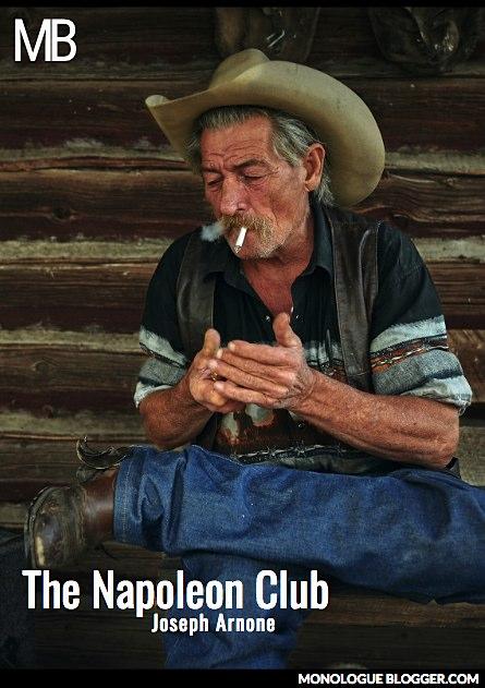 The Napoleon Club Play Script