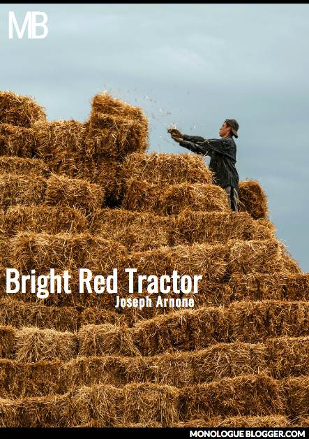 Bright Red Tractor Play Script