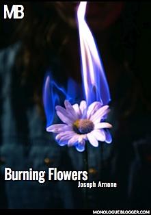 Burning Flowers by Joseph Arnone