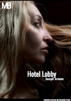 Hotel Lobby by Joseph Arnone