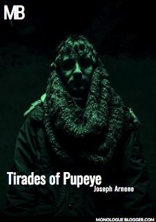 Tirades of Pupeye by Joseph Arnone