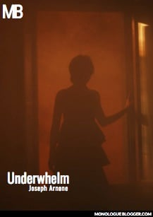 Underwhelm by Joseph Arnone