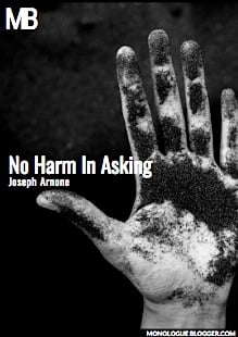 No Harm In Asking by Joseph Arnone
