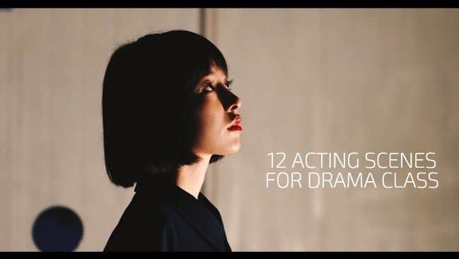 12 Acting Scenes for Drama Class