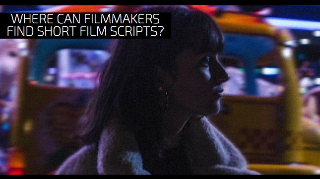 Where Can Filmmakers Find Short Film Scripts?